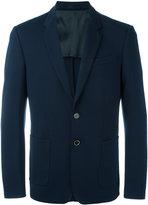 Dondup classic blazer - men - Cotton/Linen/Flax/Polyester/Viscose - 50
