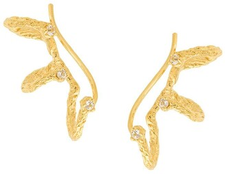 Niza Huang Moment Climber earrings