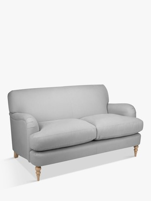 John Lewis & Partners Harrogate High Back Small 2 Seater Sofa
