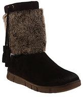 Spring Step Water Resistant Suede Boots - Sanya