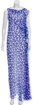Ungaro Silk Maxi Dress w/ Tags