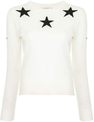 GUILD PRIME star patterned sweater