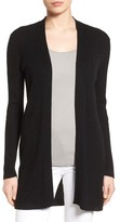 Eileen Fisher Petite Women's Rib Knit Cardigan