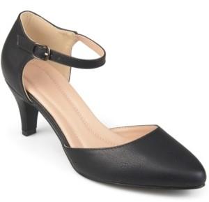 Journee Collection Women's Comfort Bettie Heels Women's Shoes