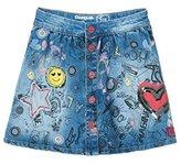 Desigual Girl's FAL_AIGUAFREDA Skirt