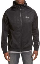 Imperial Motion Men's 'Realm' Waterproof Bonded Zip Hoodie