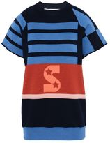 Stella McCartney short sleeved striped jumper