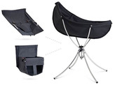 Vaggaro Travel Kit Convertible 3-in-1 Bed, Baby Bouncer, High Chair