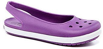 Crocs Crocband Slingback Flats