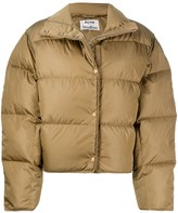 Acne Studios padded cropped jacket