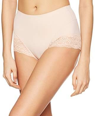 Magic Body Fashion Magic Bodyfashion Women's Tummy Squeezer Lace Minimiser Control Knickers,XL