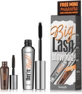 Benefit Cosmetics BIG Lash Blowout! Lengthening Mascara Duo