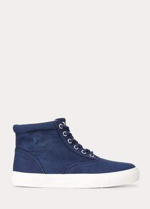 Ralph Lauren Bryn High-Top Sneaker