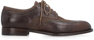 Doucal's Doucals Leather Brogue Shoes