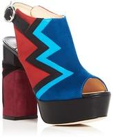 Isa Tapia Pacha High Heel Platform Sandals