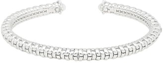 Tiffany & Co. Kay Studio Sterling Elite Gemstone Hinged Cuff