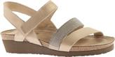 Naot Footwear Krista Strappy Wedge Sandal (Women's)
