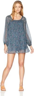 O'Neill Women's Summerland Long Sleeve Dress