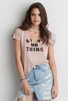 American Eagle Outfitters AE Choker Graphic T-Shirt