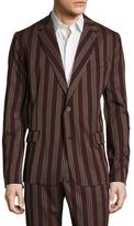 Trina Turk Kennedy Striped Blazer