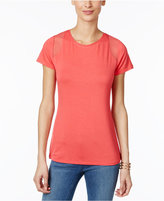 INC International Concepts Petite Illusion Top, Only at Macy's