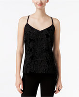 INC International Concepts Velvet-Print Camisole, Only at Macy's