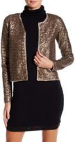 Zadig & Voltaire Sequin Wool Blend Cardigan
