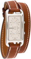 Hermes Cape Cod Deux Zone Watch
