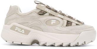 Fila D-Formation lace sneakers