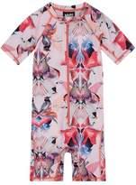 Molo Bird Print Swimsuit