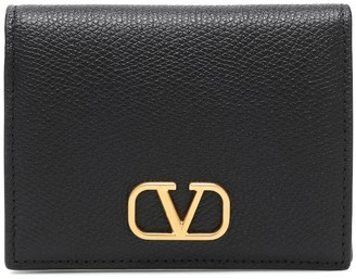 Valentino VLOGO leather wallet
