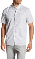 Peter Werth Mosley Printed Slim Fit Shirt
