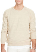 Polo Ralph Lauren Raglan-Sleeve Crewneck Sweater