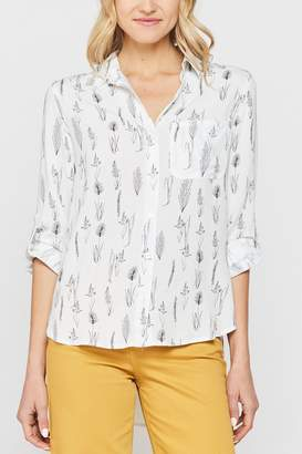 Velvet Heart Elisa Button Down Shirt