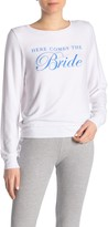 Wildfox Couture Here Comes The Bride Sweater