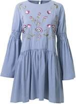 Desigual Dress Blue 2