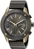 Vince Camuto Women's VC/5249GYGY Multi-Function Dial Gunmetal Bracelet Watch