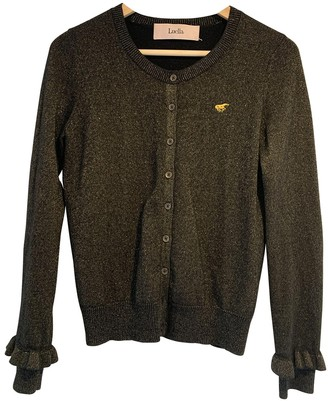 Luella Black Cashmere Knitwear