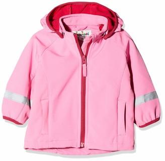 Playshoes Baby Girls' Softshell-Jacke Jacket