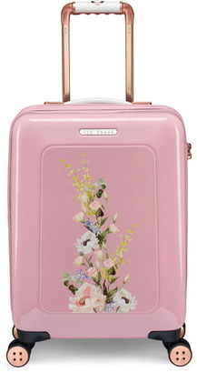 Ted Baker Small Elegant Print 21-Inch Spinner Carry-On