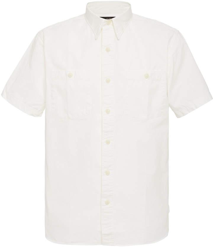 Ralph Lauren RRL Cotton-Poplin Shirt