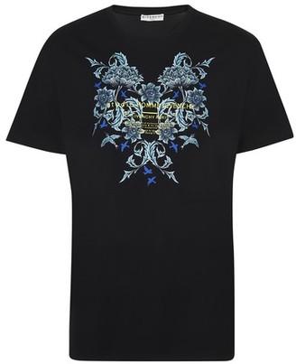 Givenchy Floral studio short sleeve T-shirt