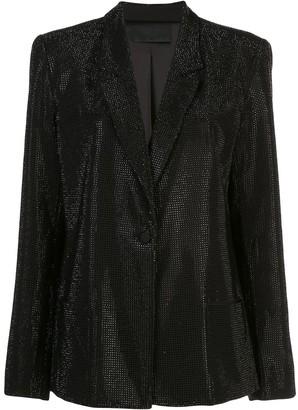 RtA embellished oversized blazer