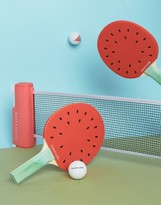 Sunnylife Watermelon Ping Pong Set