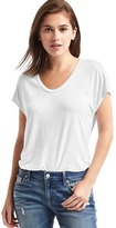Gap Cap sleeve scoop tee