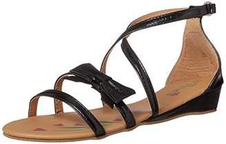 Josmo Girls' Melek Flat Sandal