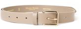 MAISON BOINET Classic Wrap Belt - Grey
