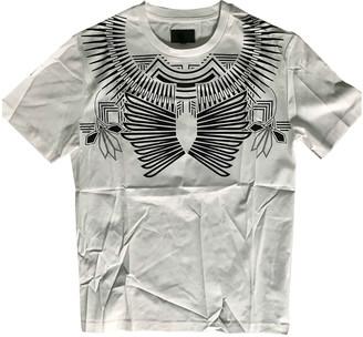 Les Hommes White Cotton T-shirts