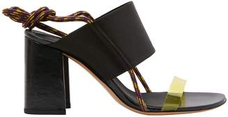 Dries Van Noten Double strap sandals
