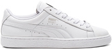 Puma Select x Trapstar Basket White